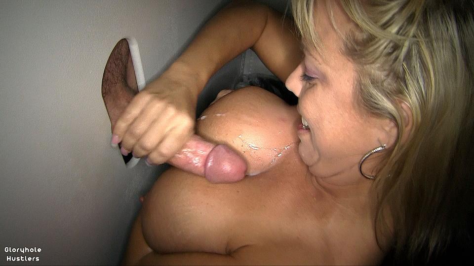 Gloryhole Swallow Amber